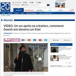 VIDEO. Un an après sa création, comment Daesh est devenu un Etat