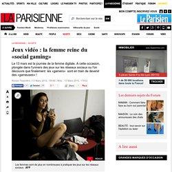 Jeux vidéo : la femme reine du «social gaming»