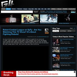 Video Game News Updates - The Feed at G4tv.com
