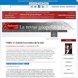 T. Garcin Les routes de la soie. HGGSP
