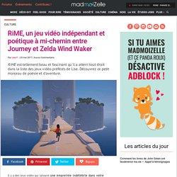 RiME, le test du jeu vidéo indépendant — madmoiZelle.com