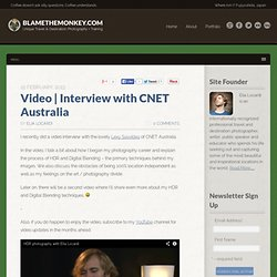 Interview with CNET Australia