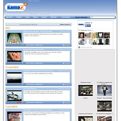 Kamazutra.be : Video Drole, Humour, Video gratuite, jeux et vide