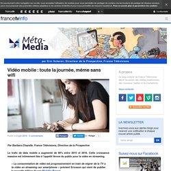 Vidéo mobile : toute la journée, même sans wifi