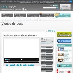 Vidéo de pose Placo : monter une cloison Placo phonique