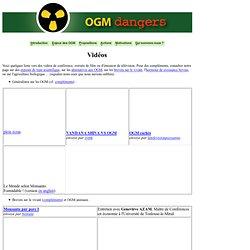 vidéo sur les OGM