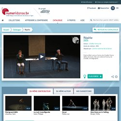 Video «Répète» par Chaillé, Fanny de