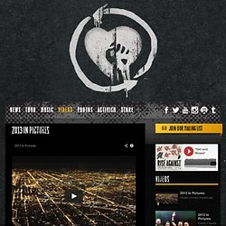 Rise Against : Media