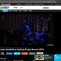 VIDEO. John Scofield au festival D'Jazz Nevers 2016