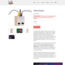 Video Scope – Critter & Guitari