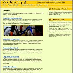 Vidéo Vélo