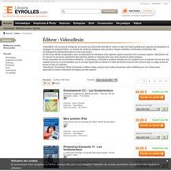 Video2Brain: Livres publiés par l'éditeur