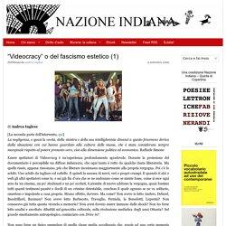 """""""Videocracy"""" o del fascismo estetico (1) - Nazione Indiana"""