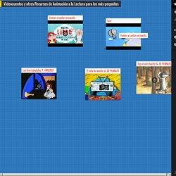 Videocuentos y otros Recursos de Animación a la Lectura para los más pequeños
