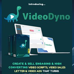 Create & Offer Engaging & High Converting Video Clip Scripts, Video Clip Sales Letter & Video Clip Ads That Transforms Viewers Into Purchasers!