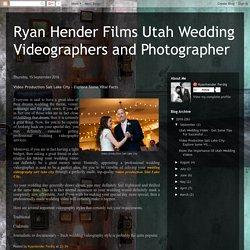 Video Production Salt Lake City – Explore Some Vital Facts