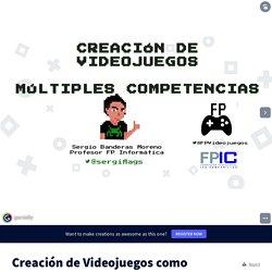 Creación de Videojuegos como Herramienta Educativa copia