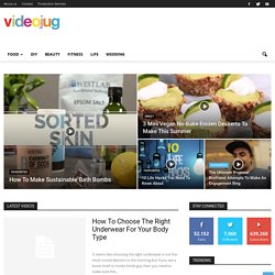 Videojug - Get Good At Life. The world's best how to videos plus free ex... - StumbleUpon