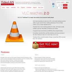 VLC 2.0 Twoflower