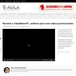 Revisión a VideoMakerFX , software para crear videos promocionales ➜