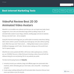 Video Avatars