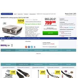 benq w1070+ vidéoprojecteur dlp full hd 1080 - vidéoprojecteur, prix pas cher - Soldes* d'été Cdiscount