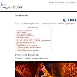 Le blog de Jean-François Noubel