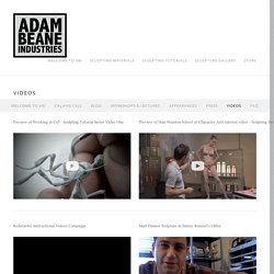 Videos — Adam Beane Industries, Inc.