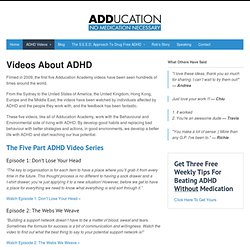 Strategies for ADHD on ADDucation by Rob Hanly — ADDucation