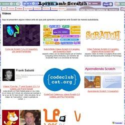 Vídeos - Aprèn amb Scratch