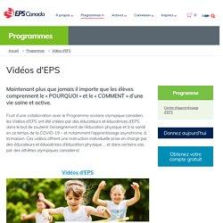 Vidéos d'EPS