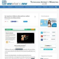 Vídeos de historia en español