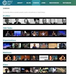Videos - Impact Design Hub