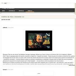 Videos de Paul Cézanne