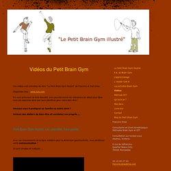 Vidéos - Le Petit Brain Gym illustré