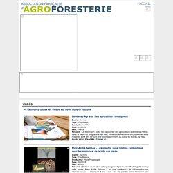 Vidéos sur l'agroforesterie