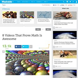 8 Videos That Prove Math Is Awesome