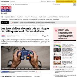 Les jeux vidéos violents liés au risque de délinquance et d'abus d'alcool - 5 août 2014