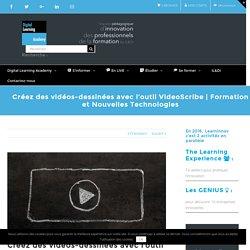 Créez des vidéos-dessinées avec l'outil VideoScribe