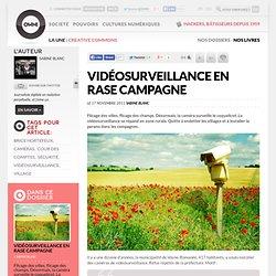 Vidéosurveillance en rase campagne