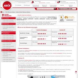 Videosurveillance, guide d'achat vidéo surveillance sur Abix - Câbles, Connectique et Accessoires Informatiques