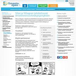 Videot ja visualisoinnit - ilmasto-opas.fi