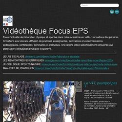 Vidéothèque Focus EPS on Vimeo