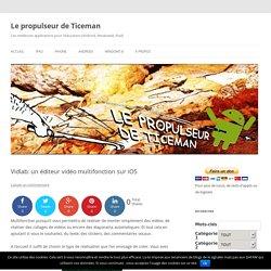Vidlab: un éditeur vidéo multifonction sur iOS