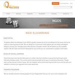 Vidya Mantra - NGOs