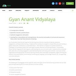 Gyan Anant Vidyalaya - Mobius Foundation
