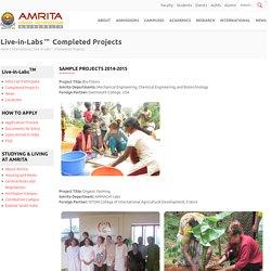 Amrita Vishwa Vidyapeetham (Amrita University)
