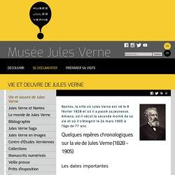 Vie et oeuvre de Jules Verne