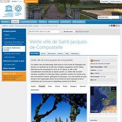 Vieille ville de Saint-Jacques-de-Compostelle