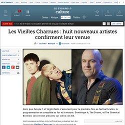 Les Vieilles Charrues : huit nouveaux artistes confirment leur venue